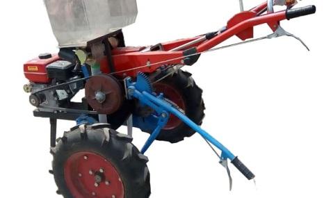 世超SDC99山坡地手扶拖拉機
