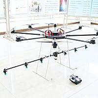 卡特5KG植保無人機