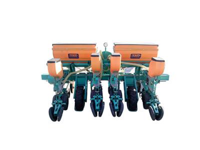 众荣2BM-4四行气吸式免耕精密播种机