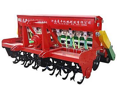 豪豐2BXS-12B免耕施肥播種機