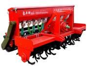 2BXS-12C免耕施肥播种机