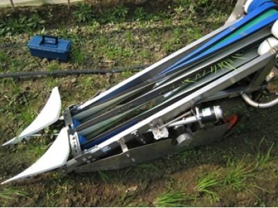 康博4G-200韭菜收割機