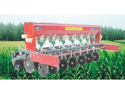 农家仓2BFG-10旋耕施肥播种机
