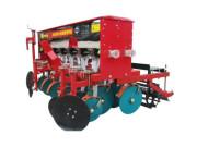 农家仓2BX-12小麦施肥播种机