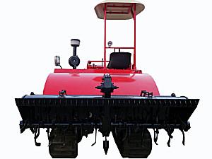 农友好运来1GZ-230履带自走式旋耕机