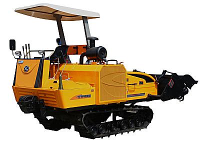 龙舟1GZ-230履带自走式旋耕机