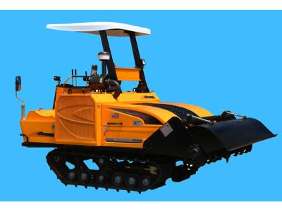 龙舟1GZ-180履带自走式旋耕机