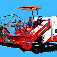 龍舟4LZ-2.3谷物聯合收割機