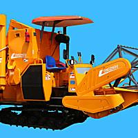 龍舟4LZ-2.5谷物聯合收割機