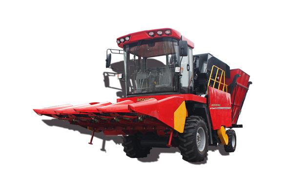 中農博遠4YZ-4自走式玉米收獲機