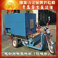青岛睿吉盛设备RJS-SLCDD5三轮撒料车