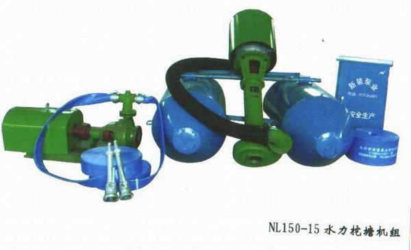 泰鳌NL150-15挖泥船