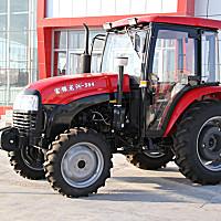富錦龍江554輪式拖拉機