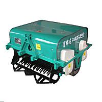 富锦龙江4UX-2F双振动筛式马铃薯挖掘机