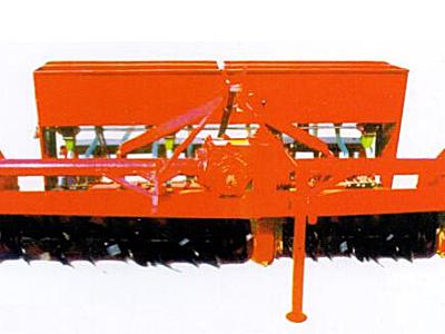 锐远1GBF系列灭茬旋耕施肥播种复式作业机