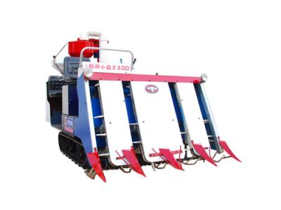 汽牛4LZS-1.0水稻聯合收割機