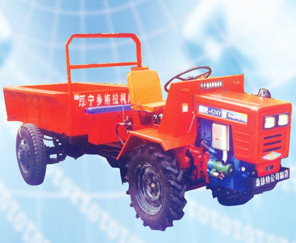 曙光124Y盘式拖拉机