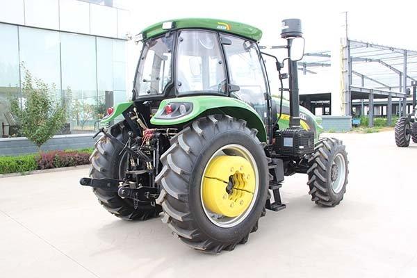 萨丁SD1404欧马赫轮式拖拉机