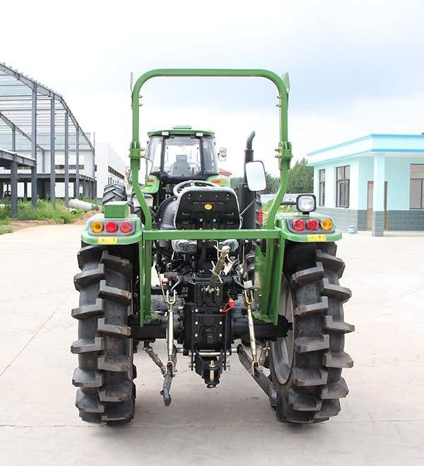 萨丁SD504-E欧马赫轮式拖拉机