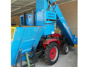 4YB-2玉米收割机