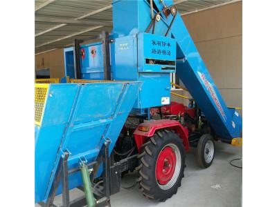 河南佰宏4YB-2玉米收割机