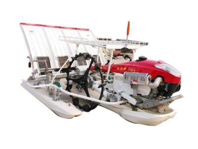 德棵2ZB-4手扶式水稻插秧机