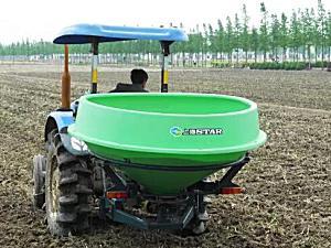 上海世达尔2FS-1200双圆盘离心式施肥机