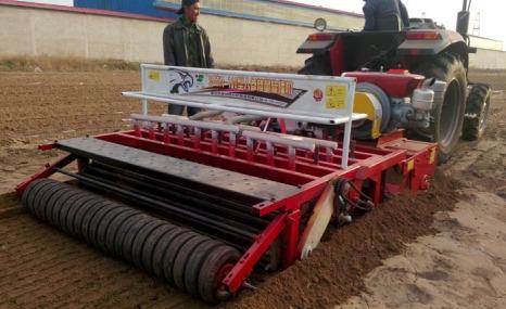 鸿田SGTN-160旋耕施肥播种机
