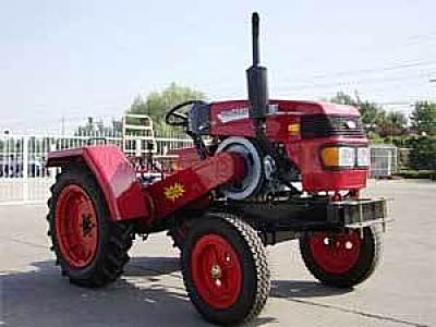 雷沃欧豹HT400拖拉机