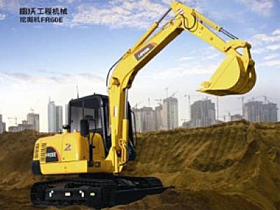 雷沃WT600-55挖掘機