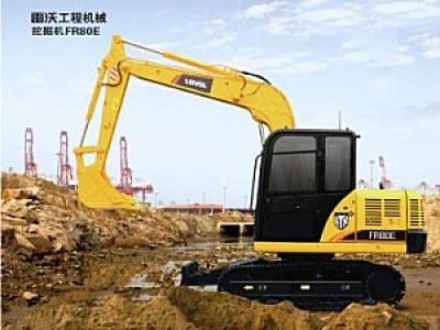 雷沃歐豹ZT454-086農用挖掘機