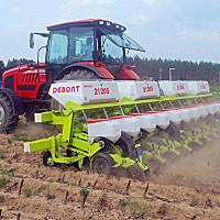 DEBONT21205(2BM-12)免耕精量播種機
