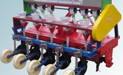 大洋风2BFG-6油菜旋耕施肥播种机