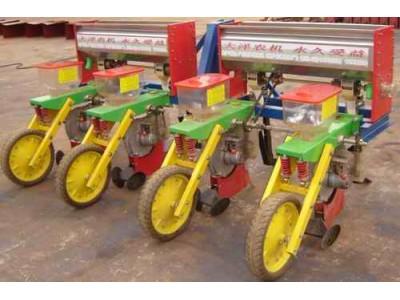 大洋風2BFY-4玉米免耕施肥播種機