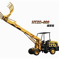 三超HTGS-600型抓草机