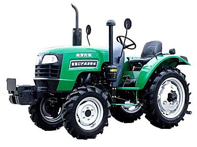 常發CFA254輪式拖拉機
