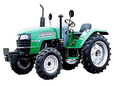 常发CFC504轮式拖拉机