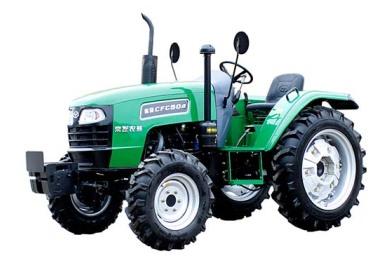 常發CFC504輪式拖拉機