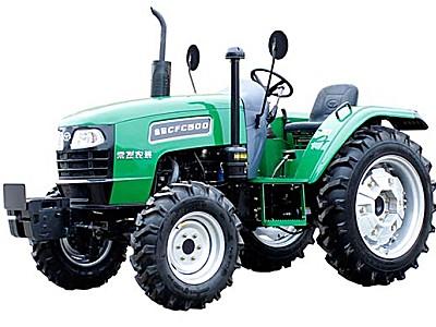 常发CFC500轮式拖拉机