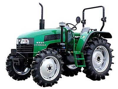 常發CFD604A拖拉機
