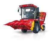 4YZ-4L自走式玉米收获机