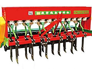 淮北华丰国强2BJKZ-12型小麦精量播种机