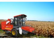 4YZB-3B型玉米收获机