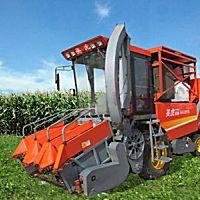 英虎4YZB-4B型玉米收获机