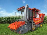 4YZB-4B型玉米收获机