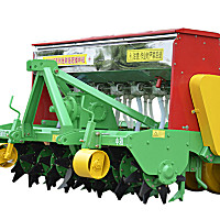 大華寶來2BMF系列免耕施肥播種機