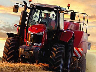 麦赛福格森MF 2404拖拉机