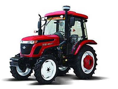 五征MD704轮式拖拉机