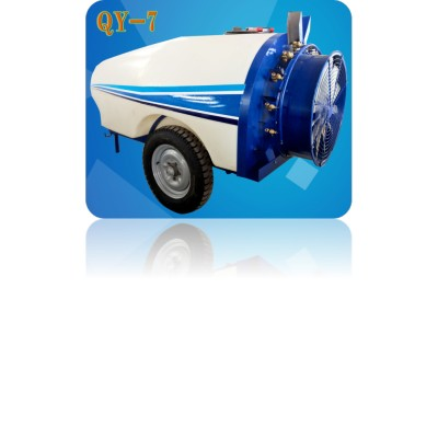 果哈哈QY-7自走式果園噴霧機