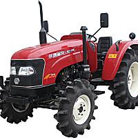 沃得WD554轮式拖拉机